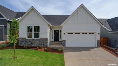 Salem Single Family Home For Sale: 2740 Ethan Av