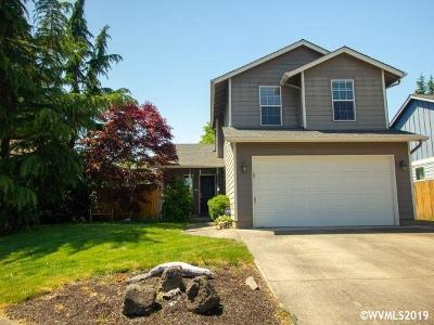 Salem Single Family Home Active Right Of Refusal: 565 Katey Ct