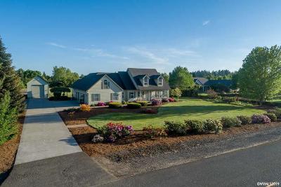 Salem Single Family Home Active Under Contract: 2596 Quartz St