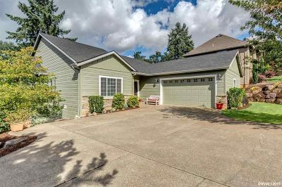 Salem Single Family Home For Sale: 409 La Cresta Dr SE