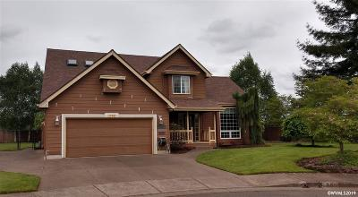 Keizer Single Family Home Active Under Contract: 1396 Parkview Ct