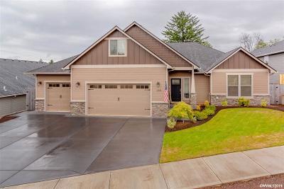 Salem Single Family Home For Sale: 2331 Soapstone Av