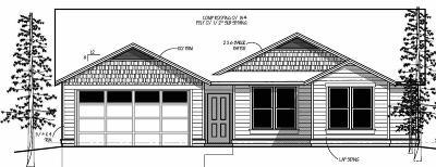 Salem Single Family Home For Sale: 5670 Boundary (Lot #19) Dr