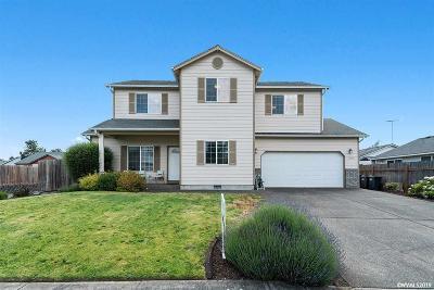 Salem Single Family Home For Sale: 4918 Midland Ct