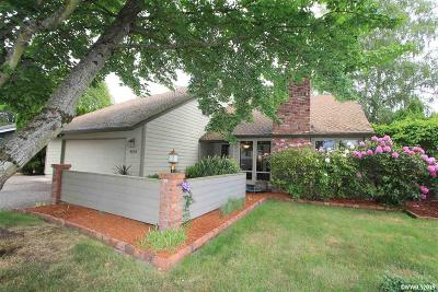 Salem Single Family Home For Sale: 4658 Goldenrod Av