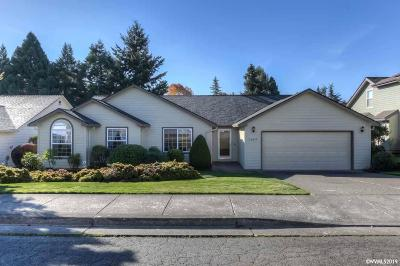 Salem Single Family Home Active Under Contract: 1664 Ammon St