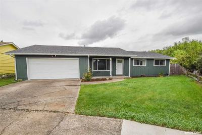 Salem Single Family Home Active Under Contract: 425 Buckboard Ct