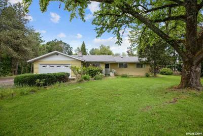 Albany Single Family Home For Sale: 31533 Easy Av
