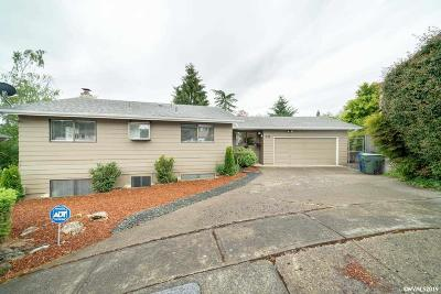 Salem Single Family Home For Sale: 3178 Lakeview Pl