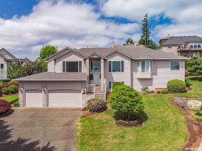 Salem Single Family Home Active Under Contract: 1741 Chapman Hill Dr NW