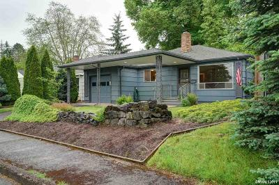 Salem Single Family Home Active Under Contract: 830 Kumler St