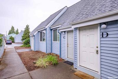Corvallis Condo/Townhouse Active Under Contract: 2519 SW Pickford (Unit D) St