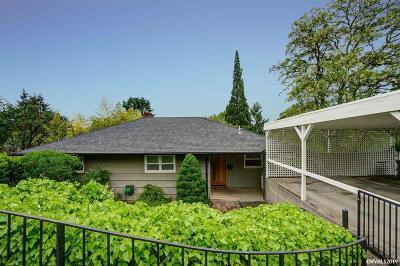 Salem Single Family Home For Sale: 785 Lower Ben Lomond Dr