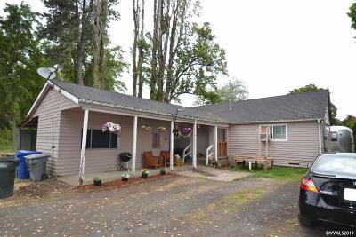 Salem Single Family Home For Sale: 4087 Hudson (& 4095) Av