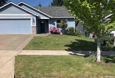 Salem Single Family Home For Sale: 5681 Kessler Dr