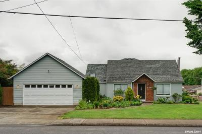 Salem Single Family Home Active Under Contract: 1394 Tierra Dr