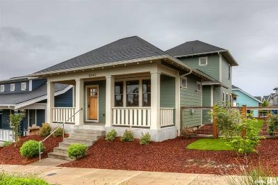 Salem Single Family Home For Sale: 4042 Braden Ln
