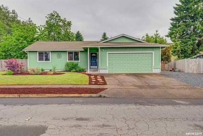 Salem Single Family Home Active Under Contract: 1390 Suntree Dr