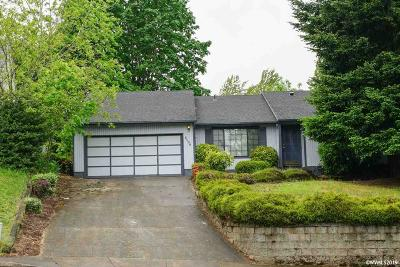 Salem Single Family Home Active Under Contract: 5105 Norma Ct