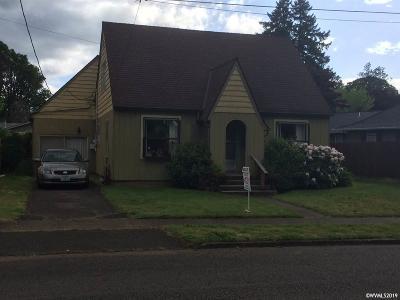 Dallas Single Family Home For Sale: 797 SW Washington St