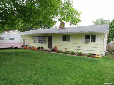 Salem Single Family Home For Sale: 998 Browning Av