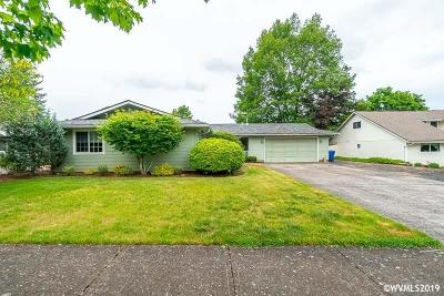 Salem Single Family Home For Sale: 1115 Kathy Wy