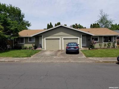 Salem Multi Family Home For Sale: 4765 Buffalo (-4775) Dr