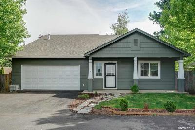 Keizer Single Family Home For Sale: 4050 Hennessy Ln