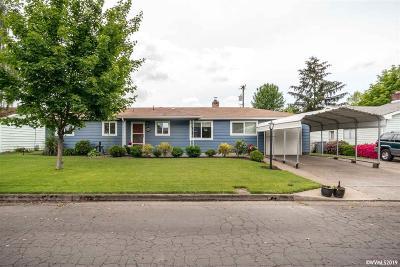 Albany Single Family Home For Sale: 810 32nd Av