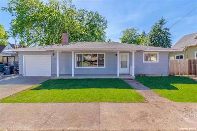 Scio Single Family Home Active Under Contract: 38794 NW Alder St