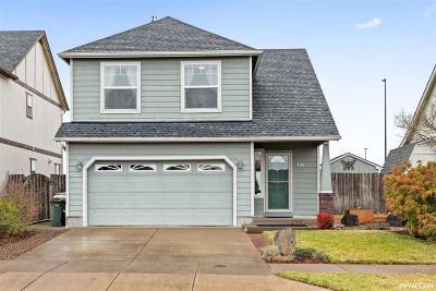 Albany Single Family Home For Sale: 4349 Mackinaw Av