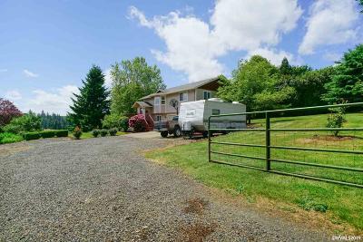 Salem Single Family Home For Sale: 1282 Hylo Rd