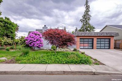 Monmouth Single Family Home Active Under Contract: 1009 Margaret St