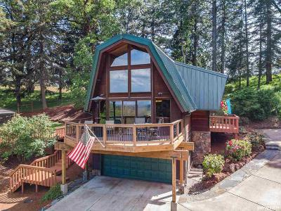 Salem Single Family Home For Sale: 7488 Acorn Hill Ct