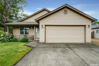 Stayton Single Family Home For Sale: 1035 Ridgefield Ct
