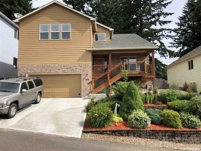 Salem Single Family Home For Sale: 353 Pintail Av