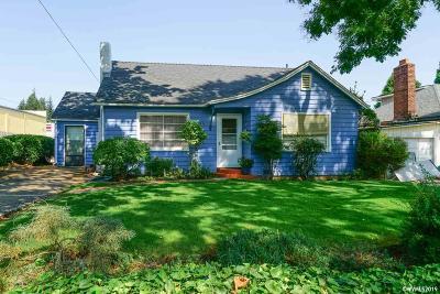 Salem Single Family Home For Sale: 1235 Vista Av