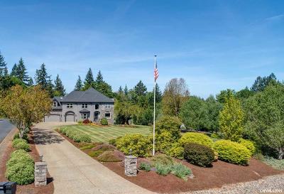 Salem Single Family Home For Sale: 4195 Sunset Ridge Rd