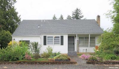 Salem Single Family Home For Sale: 2159 Byram St