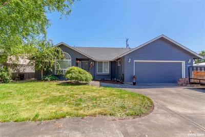 Salem Single Family Home For Sale: 4600 Fultz Av