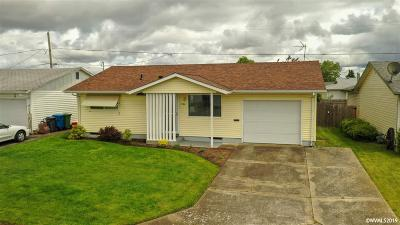 Woodburn Single Family Home For Sale: 1588 Quinn Rd
