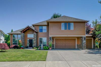 Keizer Single Family Home Active Under Contract: 6196 Hogan Dr