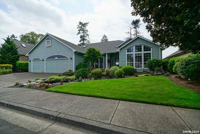 Keizer Single Family Home Active Under Contract: 6759 Westridge Ct