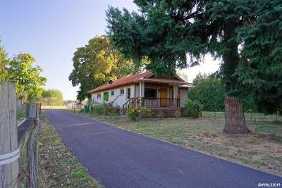 Jefferson Single Family Home For Sale: 3156 Talbot Rd