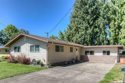 Keizer Single Family Home For Sale: 3587 Potts Dr