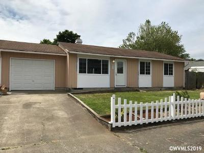 Albany Single Family Home For Sale: 2530 23rd Av