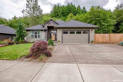 Sweet Home Single Family Home For Sale: 183 S 10th Av