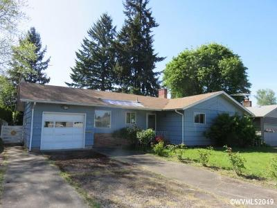 Keizer Single Family Home Active Under Contract: 4735 Rivercrest Dr