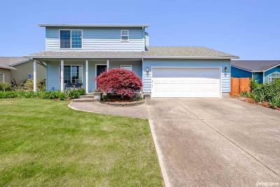 Monmouth Single Family Home Active Under Contract: 1626 Bentley St