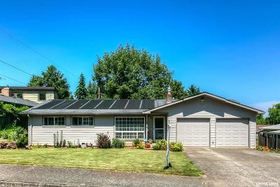 Salem Single Family Home For Sale: 4278 Penny Dr